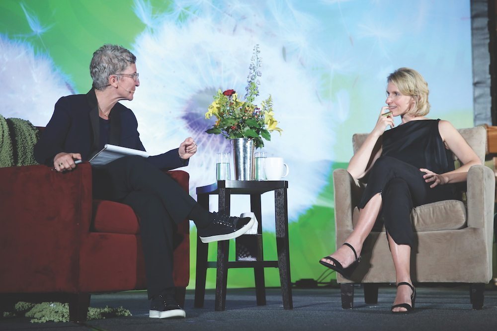 Tami Simon with Elizabeth Gilbert